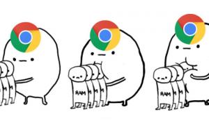 Google con menos RAM