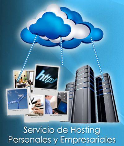 Servicios de Hosting (Hospedaje) a medida