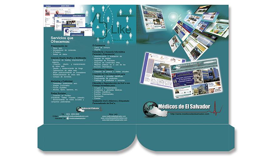 Folder de Médicos de El Salvador