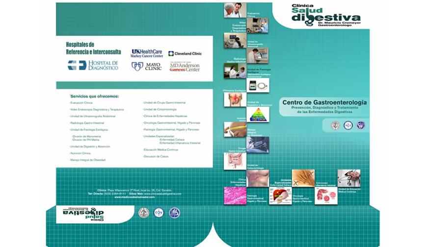 Folder de Clínica de Salud Digestiva
