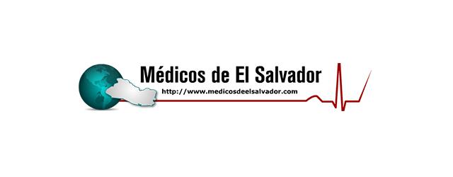 Logo de Médicos de El Salvador