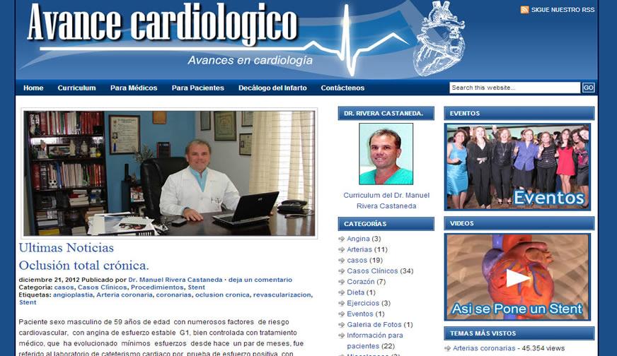 Avance Cardiológico