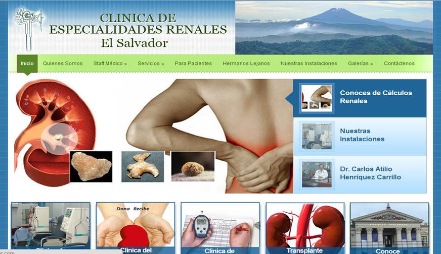 Hemodiálisis El Salvador