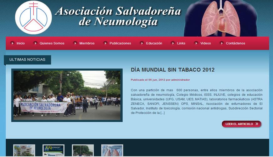 Asociación Salvadoreña de Neumología