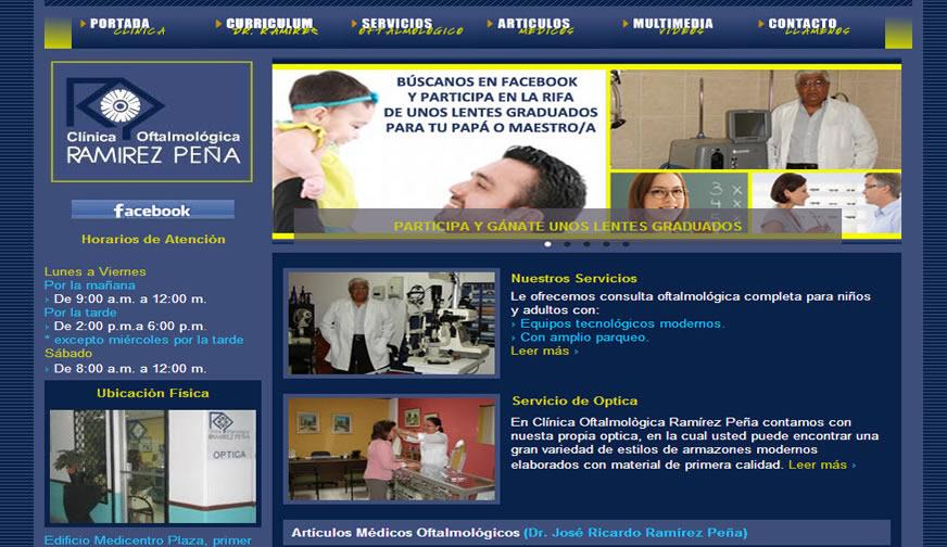 Clínica Oftalmológica Ramírez Peña
