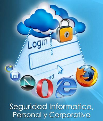 Seguridad informática personal y corporativa
