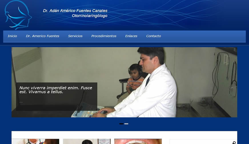 Dr. Adán Américo Fuentes Canales