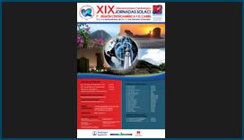 Afiche de XIX Jornada SOLACI