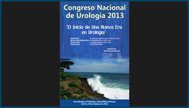 Propuesta de Afiche para Congreso Nacional de Urología 2013