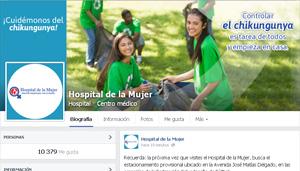 Fan-page Hospital de la Mujer