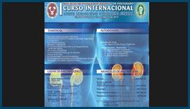 Afiche del Curso sobre Sexualidad y Medicina Sexual