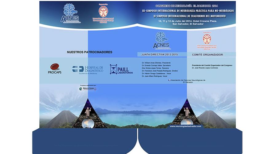 Folder Congreso de Neurologia El Salvador 2014