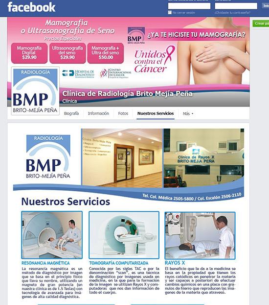 Fan-page BMP