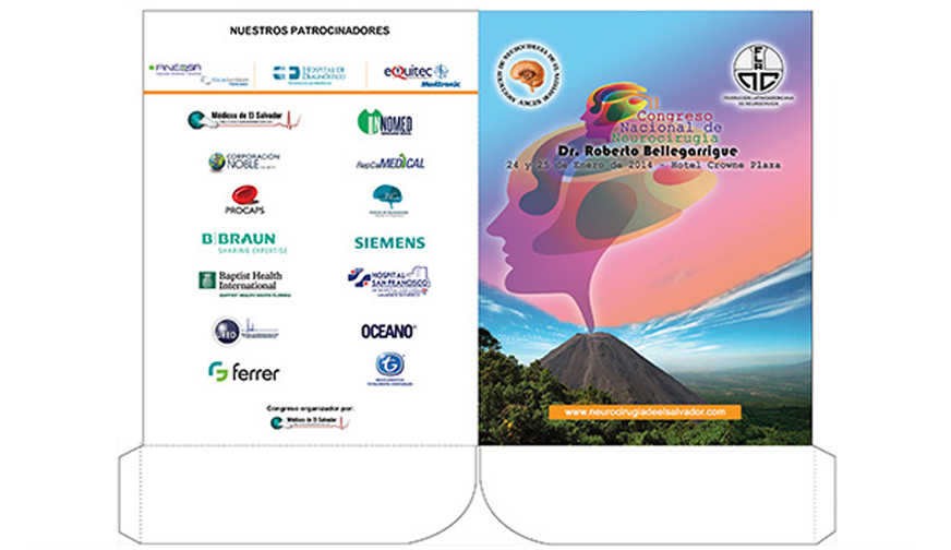 Folder II Congreso Nacional de Neurocirugía