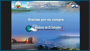 Portafoto – 34° Congreso Latinoamericano de Neurocirugia- El Salvador 2010