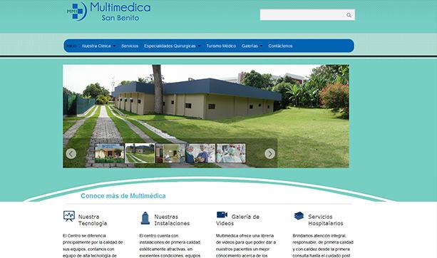 Multimedica internacional