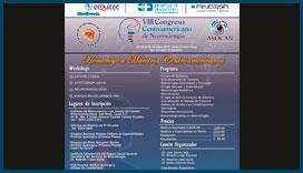 Anuncio de prensa para el Congreso de Neurocirugía 2015