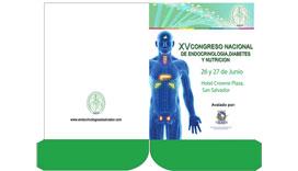 Folder XV Congreso Nacional de Endocrinología