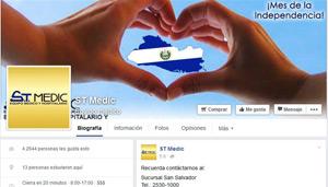 Fan page S.T. Medic