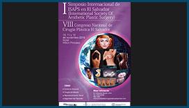 Afiche VIII Congreso Nacional de Cirugía Plástica
