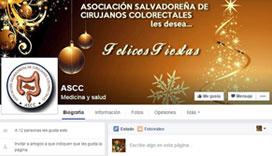 Fan page ASCC