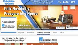 Fan page Coloclínica