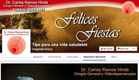 Fan page Dr. Carlos Ramos Hinds