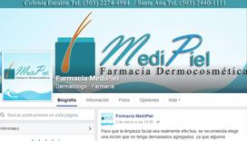 Fan page Farmacia Medipiel