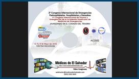 Etiqueta de DVD para el Congreso ASAE 2016