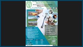 Afiche XXXV Congreso Nacional de Medicina Interna 2017