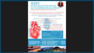 Afiche XXXV Congreso Nacional de Cardiologia 2014