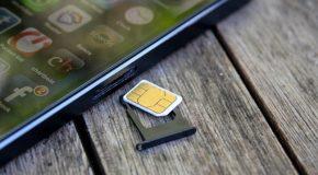 Tarjetas SIM pronto dejarán de existir