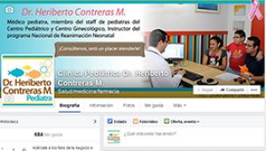 Fan- Page Dr.Heriberto Contreras