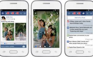 Facebook quiere favorecer la busqueda de notificaciones