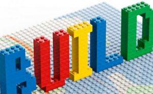 Llego Build with Chrome, LEGO