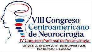 Logo- VIII Congreso C.A. de Neurocirugia