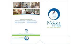 Folder de Clínica Moldea