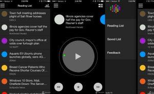 Microsoft desarrolla una app que te lee las noticias
