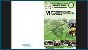 Programa – VI Jornada cientifica cultural de la carrera de anestesiologia e inhaloterapia