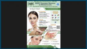 Afiche Congreso de Dermatología 2016