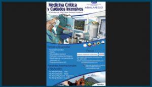 Afiche IV Jornada Nacional de Medicina Crítica y Cuidados Intensivos