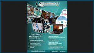Afiche de Médicos de El Salvador, Filmaciones de Eventos y Congresos