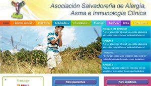 Asociación Salvadoreña de Alergia, Asma e Inmunología Clínica