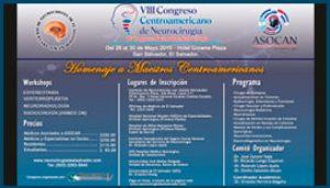 Anuncio de prensa para el Congreso de Neurocirugia 2015