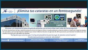 Anuncio prensa 08 –  Centro Panamericano de ojos