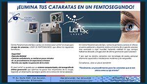 Anuncio de Prensa-  Centro Panamericano de Ojos 03