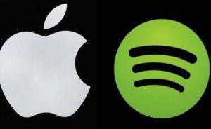 Usuarios de Spotify dejan el servicio y comienzan a usar Apple Music