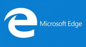 ¿Conoces el nuevo Navegador Microsoft Edge?