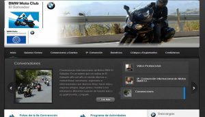 BMW Moto Club El Salvador