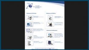 Catálogo para Centro Panamericano de Ojos